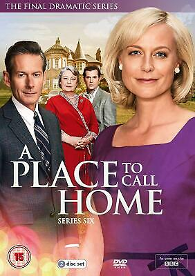 A Place To Call Home Series Season 6 DVD New Sealed