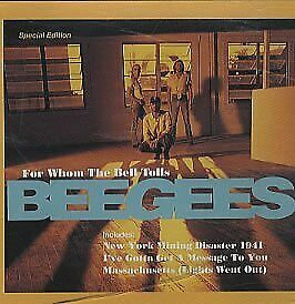 Bee Gees : For Whom the Bell Tolls CD