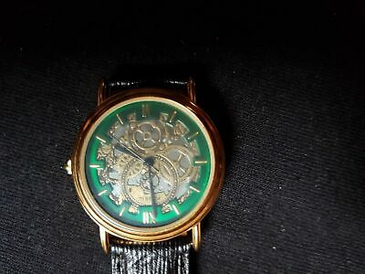 Fossil Beautiful Vintage Dark Green Face - Very Rare