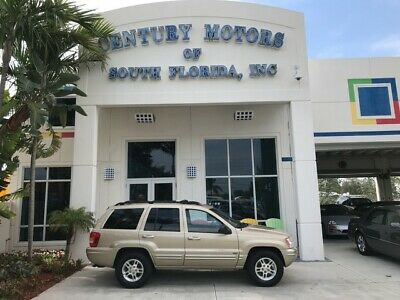 2000 Jeep Grand Cherokee  4x4 CD Cassette Sunroof Heated Seats Leather Tow Hitch Fog