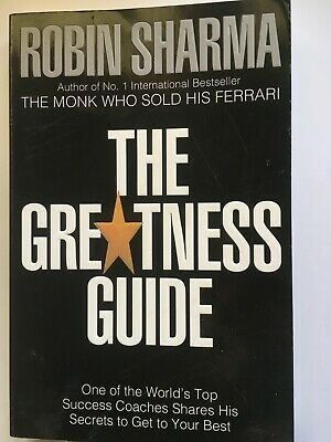 The Greatness Guide - By Robin Sharma