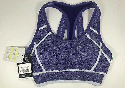 684b7e6049cbc C9 Champion Seamless Duo Dry Sports Bra(XS Cup Size 30AB  32A) (