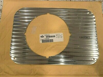 Genuine MACK 116QS461 Stainless Steel PANEL Headlight HEADLAMP TRIM NEW