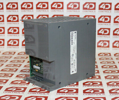 Allen Bradley 1746-P4 SLC 500 Rack Mount Power Supply - Used - Series A