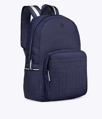 d4e36177454 TORY BURCH NYLON Navy Backpack (Tory Sport) NEW WITH TAG -  135.00 ...