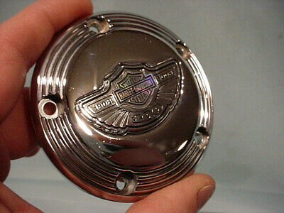 32113-03 Harley-Davidson 100th Anniversary Timer Cover Twin Cam OEM VERY NICE