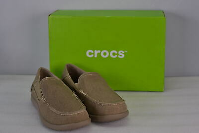 021f94fc8 MEN S CROCS SANTA Cruz 2 Luxe Loafers Khaki Khaki 8 -  15.50