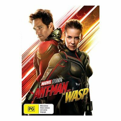 NEW Ant Man and the Wasp - DVD