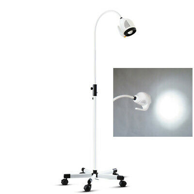 Surgical Medical Dental Exam Light Lamp Exam LED Lights Floor Stand Device Tool