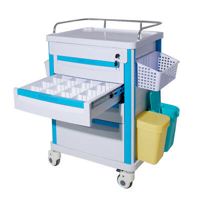 Lap Medical Giving medicine Rolling Trolley Movable Operating Room Trolley Care