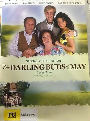 THE DARLING BUDS OF MAY - Series 3 2 x DVD Set Complete Third Season Three