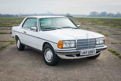 1983 Mercedes-Benz W123 280CE -  LHD - Swiss Supplied New - Superb example