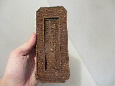Victorian Cast Iron Letter Box Door Letterbox Post Slot Antique Old Vintage
