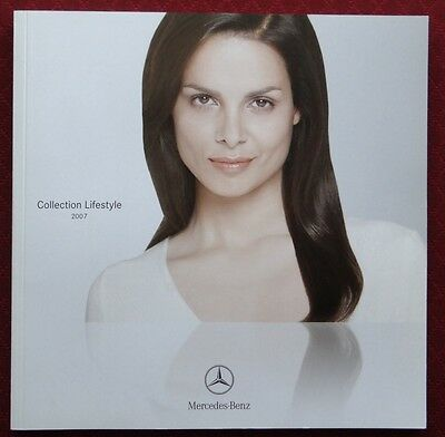 MERCEDES BENZ - CATALOGUE COLLECTION LIFESTYLE 2007 - Montres - Cadeaux etc...