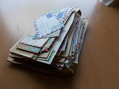 Nigeria - Collection of over 140 postal history covers. See pics below.