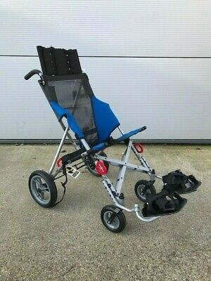 """Brand New In Box Convaid Metro 16"""" Special Needs Stroller"""