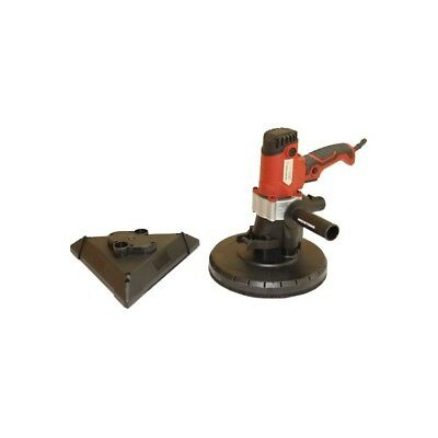 REDSTONE Ponceuse 850W, Plateau rond et triangulaire RPEP850-2P-1
