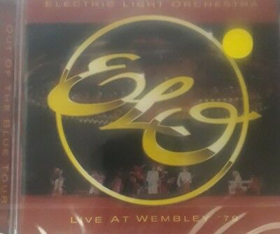 Electric Light Orchestra- Live At Wembley 78*cd New Sealed Nuovo Sigillato Raro