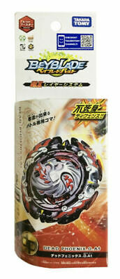 Takara Tomy Beyblade BURST B-131 Booster Dead Phoenix.0.At (New In Box)