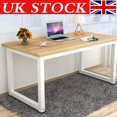 Modern Computer Desk Folding Laptop PC Table Home Office Study Save Space