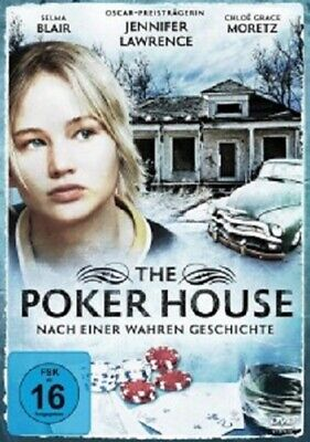 Jennifer Lawrence, Selma Blair, Chloe Grace Moretz - The Poker House  Dvd New