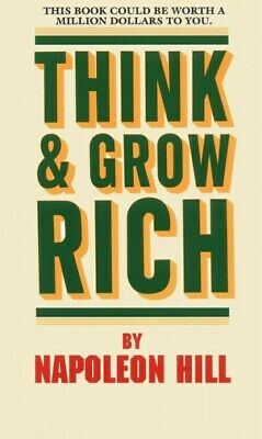 Think and Grow Rich + Law of Success by Napoleon Hill PDF EBOOK Fast Delivery