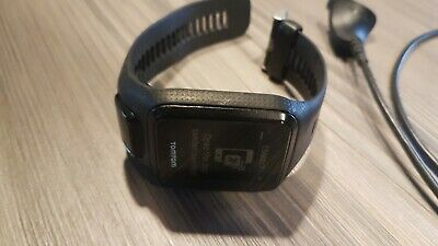 TomTom Spark Music GPS Fitness Watch - Bluetooth, 3GB Memory