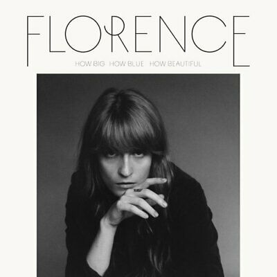 Florence + The Machine - How Big, How Blue, How Beautiful CD NEW