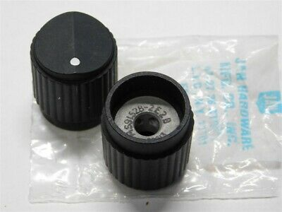 Mil-Spec Electronic Hardware Co. MS91528-2E2B Round Control Knob New in Wrapper