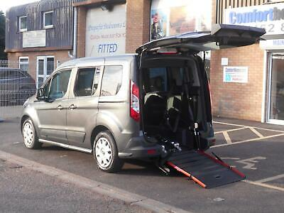 Ford TOURNEO CONNECT FREEDOM RE AUTO WHEELCHAIR ACCESSIBLE VEHICLE