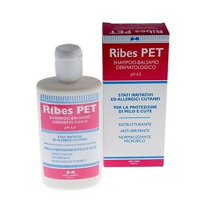 Ribes Pet  Shampoo Balsamo Ml.200