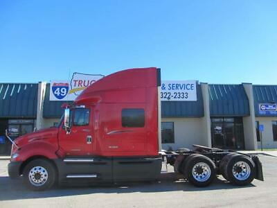 2013 International Prostar Eagle T/A Sleeper