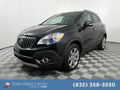 2015 Buick Encore Premium Texas Direct Auto 2015 Premium Used Turbo 1.4L I4 16V Automatic AWD SUV Bose