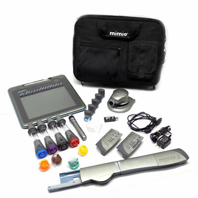Mimio RCK-M01 Graphics Pen Tablet & Virtual Ink Capture System with Case