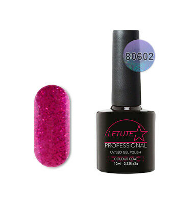 80602 LETUTE™ Butterfly Queen 80s Series Soak Off Gel Nail Polish 10ml