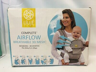 Lillebaby COMPLETE 6-in1 Six Positions AIRFLOW Baby Carrier Anchor