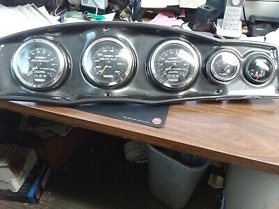 Complete 2008 230 Sx Yamaha Dash And Gauge Panel In Great Condition!