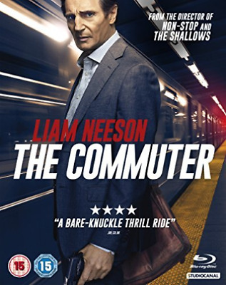 Commuter The BLU-RAY NUEVO
