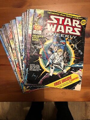 star wars comics 1977