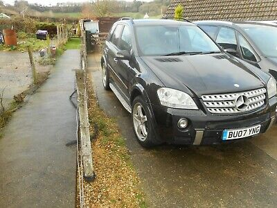 57 MERCEDES-BENZ ML320 3.0 CDI SPORT A SATNAV selling AS WE NEED A 7 SEATER