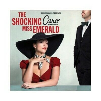 Caro Emerald - The Shocking Miss Emerald (Deluxe Edition)  Cd + Dvd New