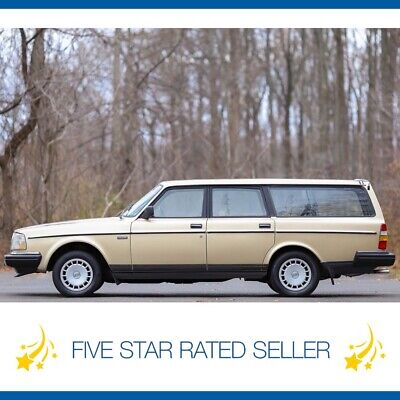 1991 Volvo 240 Wagon 5 Speed Manual Rare Reliable Clean CARFAX 1991 Volvo 240 Wagon 5 Speed Manual Rare Texas Car Clean CARFAX