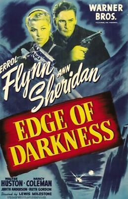 Edge Of Darkness    1943    Errol Flynn  War   DVD
