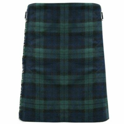 Tartanista - Kilt stile Guardia Nera 7,3m (8 yard) 453g (16oz)