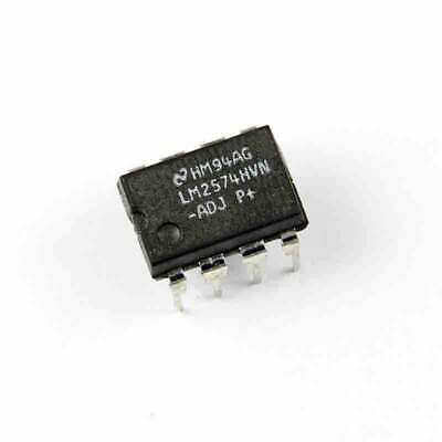 5.0 simple Switcher 0,5a Step-Down Voltage Regulator Lm2574hvn