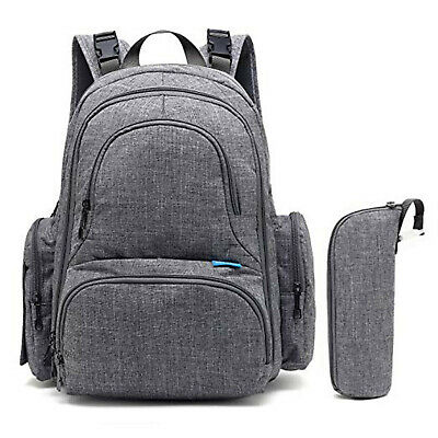 Baby Diaper Bag Backpack Multi-Functional Travel Mommy Bag Include Changing Pad