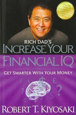 Rich Dad's Increase Your Fin by Robert T. Kiyosaki New Paperback / softback Book