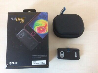 FLIR ONE PRO Smartphone Thermal Camera for Apple