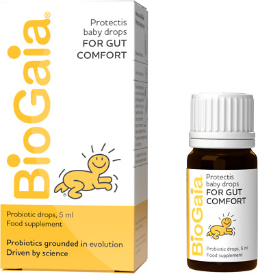 BioGaia ProTectis 5ml Baby Colic Relief Probiotic - UK Stock - Fast Shipping