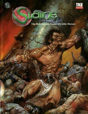 SLAINE THE ROLEPLAYING GAME OF CELTIC HEROES. d20 RPG 2000AD